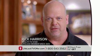 LifeLock TV Spot, 'Infomercial V3.1A REV1 - CTA1' Featuring Rick Harrison - Thumbnail 7