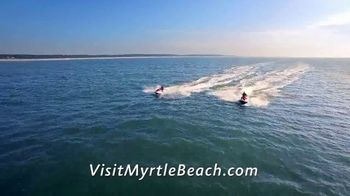Visit Myrtle Beach TV Spot, 'Getting Here Is Easy'