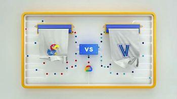 Google Cloud TV Spot, 'Helping Hand: Kansas vs. Villanova' - Thumbnail 1