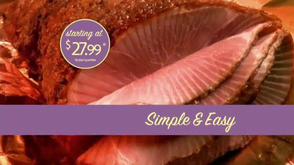 HoneyBaked Ham TV Commercial Open Easter Sunday