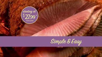 HoneyBaked Ham TV Spot, 'Open Easter Sunday' - Thumbnail 4
