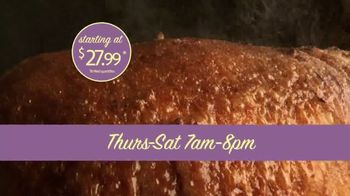 HoneyBaked Ham TV Spot, 'Open Easter Sunday' - Thumbnail 6