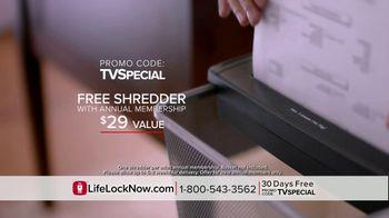 LifeLock TV Spot, 'Infomercial V3.1A - CTA1' Featuring Rick Harrison