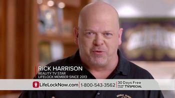 LifeLock TV Spot, 'Infomercial V3.1A - CTA1' Featuring Rick Harrison - Thumbnail 5