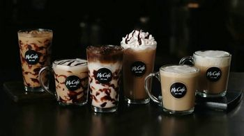 McDonald's McCafé TV Spot, 'Playground: Nothing Comes Before Coffee' - Thumbnail 7