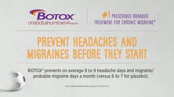 BOTOX (Migraine) TV Spot, 'Stand Up'