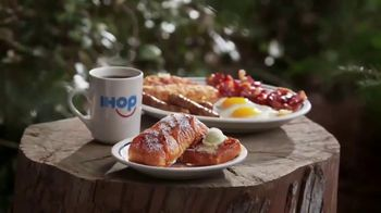 IHOP King's Hawaiian French Toast TV Spot, 'The Nature of Breakfast' - 2867 commercial airings