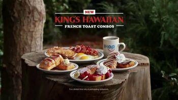 IHOP King's Hawaiian French Toast TV Spot, 'The Nature of Breakfast' - Thumbnail 9