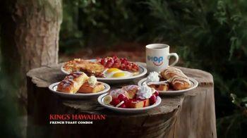 IHOP King's Hawaiian French Toast TV Spot, 'The Nature of Breakfast' - Thumbnail 2