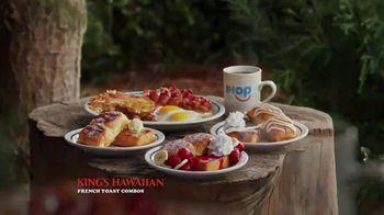 IHOP King's Hawaiian French Toast TV Spot, 'The Nature of Breakfast' - Thumbnail 3