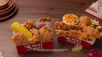 Church's Chicken Restaurants $5 Real Big Deal TV Spot, 'Choices' - Thumbnail 9