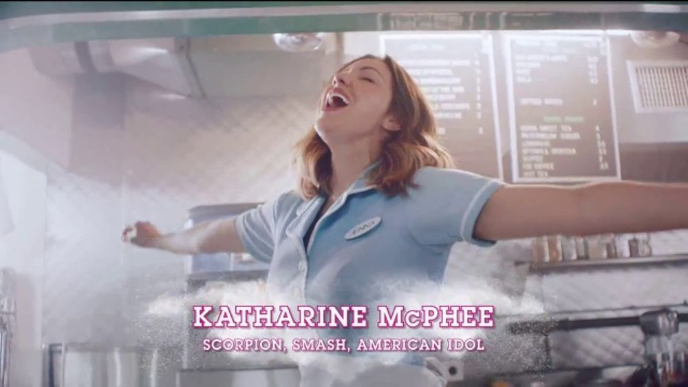 Waitress the Musical TV Commercial, 'Katharine McPhee Joins the Cast' -  Video