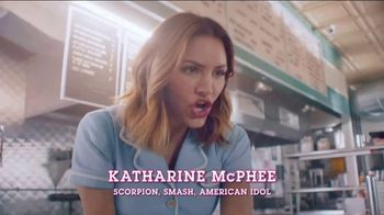 Waitress the Musical TV Spot, 'Katharine McPhee Joins the Cast' - Thumbnail 1
