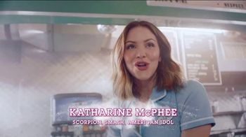 Waitress the Musical TV Spot, 'Katharine McPhee Joins the Cast' - Thumbnail 3