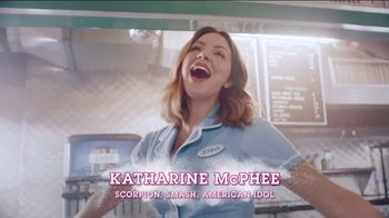Waitress the Musical TV Spot, 'Katharine McPhee Joins the Cast' - Thumbnail 4