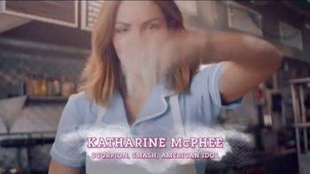 Waitress the Musical TV Spot, 'Katharine McPhee Joins the Cast' - Thumbnail 7