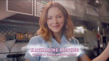 Waitress the Musical TV Spot, 'Katharine McPhee Joins the Cast' - Thumbnail 8