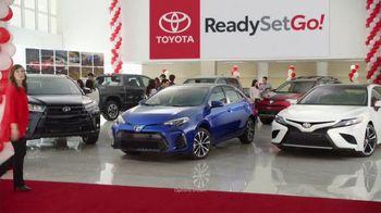 Toyota Ready Set Go! TV Spot, 'Spring Magic' [T2] - Thumbnail 1