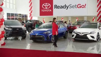 Toyota Ready Set Go! TV Spot, 'Spring Magic' - Thumbnail 2