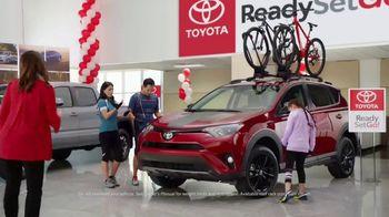 Toyota Ready Set Go! TV Spot, 'Spring Magic' - Thumbnail 4