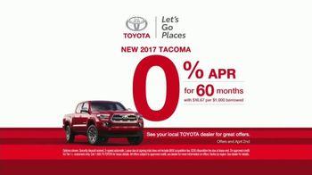 Toyota Ready Set Go! TV Spot, 'Spring Magic' [T2] - Thumbnail 6