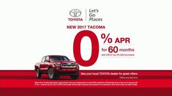 Toyota Ready Set Go! TV Spot, 'Spring Magic' [T2] - Thumbnail 7