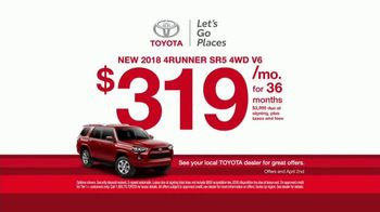 Toyota Ready Set Go! TV Spot, 'Spring Magic' - Thumbnail 8