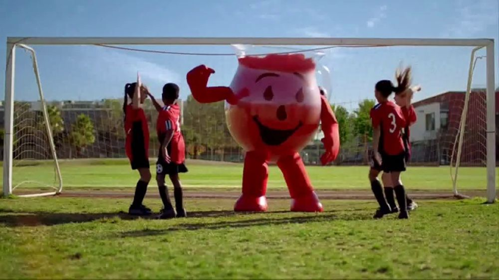 Kool-Aid Jammers TV Commercial, 'Nice Save'