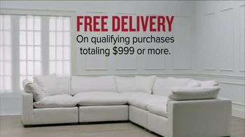 Value City Furniture TV Spot, 'Free Delivery' - Thumbnail 4