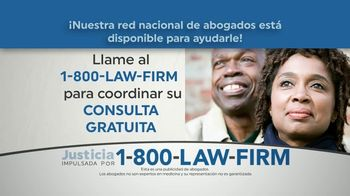 1-800-LAW-FIRM TV Spot, 'Accidente previsible' [Spanish] - Thumbnail 8