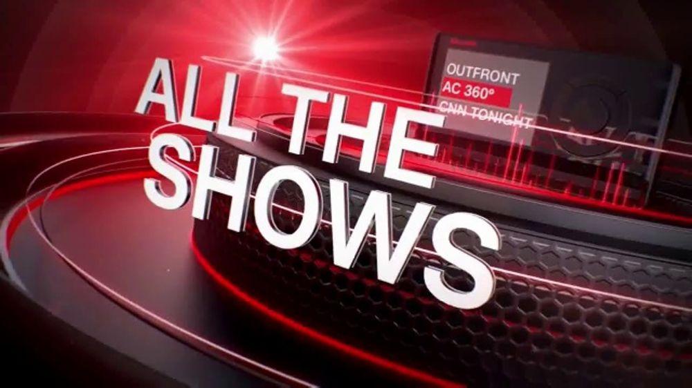 SiriusXM Satellite Radio TV Commercial, 'CNN' - Video