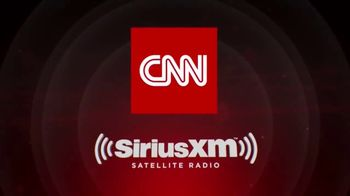 SiriusXM Satellite Radio TV Spot, 'CNN' - Thumbnail 3