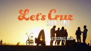 Visit Santa Cruz County TV Spot, 'Let's Cruz Vacation Getaway' - Thumbnail 6