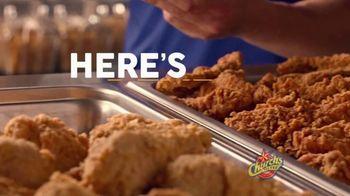 Church's Chicken $15 Real Big Family Deal TV Spot, 'Everyone Wants a Piece' - Thumbnail 1