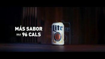 Miller Lite TV Spot, 'Señal Neón SL' [Spanish] - Thumbnail 3