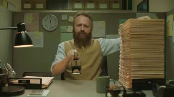 GolfNow.com VIP TV Spot, 'Workaholic Can't Leave Desk'