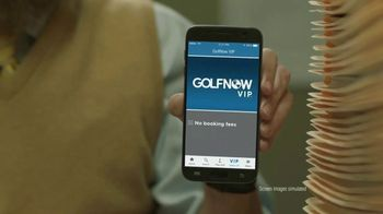 GolfNow.com VIP TV Spot, 'Workaholic Can't Leave Desk' - Thumbnail 4