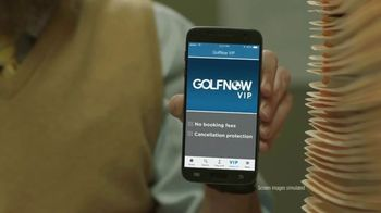 GolfNow.com VIP TV Spot, 'Workaholic Can't Leave Desk' - Thumbnail 5