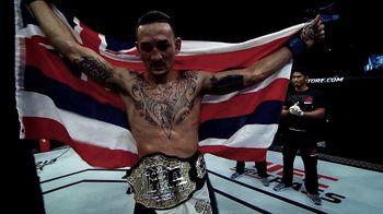 UFC 223 TV Spot, 'Khabib vs. Holloway: Two Title Fights' - Thumbnail 5
