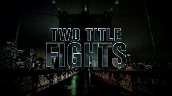UFC 223 TV Spot, 'Khabib vs. Holloway: Two Title Fights' - Thumbnail 7