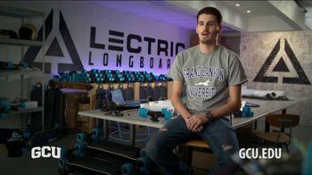 Grand Canyon University TV Spot, 'Student Testimonial: Lectric Longboards' - Thumbnail 1