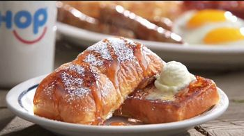 IHOP King's Hawaiian French Toast Combos TV Spot, 'La naturaleza' [Spanish] - Thumbnail 5