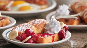 IHOP King's Hawaiian French Toast Combos TV Spot, 'La naturaleza' [Spanish] - Thumbnail 7
