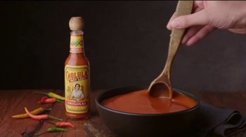 Jack in the Box Cholula Buttery Jack TV Spot, 'Third One Today'