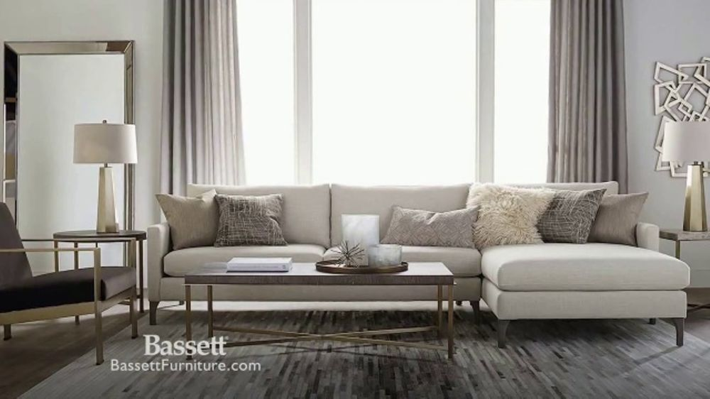 Bassett Pre Easter Sale Tv Commercial 40 Percent Off One Item