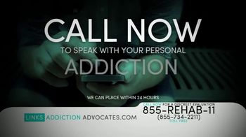 Links Addiction Advocates TV Spot, 'Addiction'