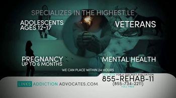 Links Addiction Advocates TV Spot, 'Addiction' - Thumbnail 3