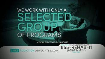 Links Addiction Advocates TV Spot, 'Addiction' - Thumbnail 4