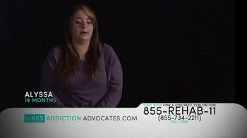Links Addiction Advocates TV Spot, 'Addiction' - Thumbnail 6