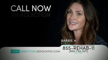 Links Addiction Advocates TV Spot, 'Addiction' - Thumbnail 7